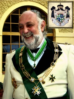 HE Count Jan Dobrzenský z Dobrzenicz was elected the 50th Grand Master in Orleans, France on 20th November 2010.